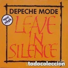 Discos de vinilo: DEPECHE MODE – LEAVE IN SILENCE - MAXI-SINGLE GERMANY 1982. Lote 122104675