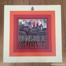Discos de vinilo: LOS PEKENIKES - LO MEJOR. Lote 122104744