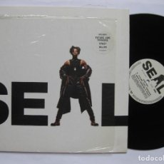 Discos de vinilo: SEAL - FUTURE LOVE. Lote 122107183