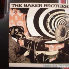 Discos de vinilo: THE BAKER BROTHERS- TIME TO TESTIFY. LP. Lote 122114379