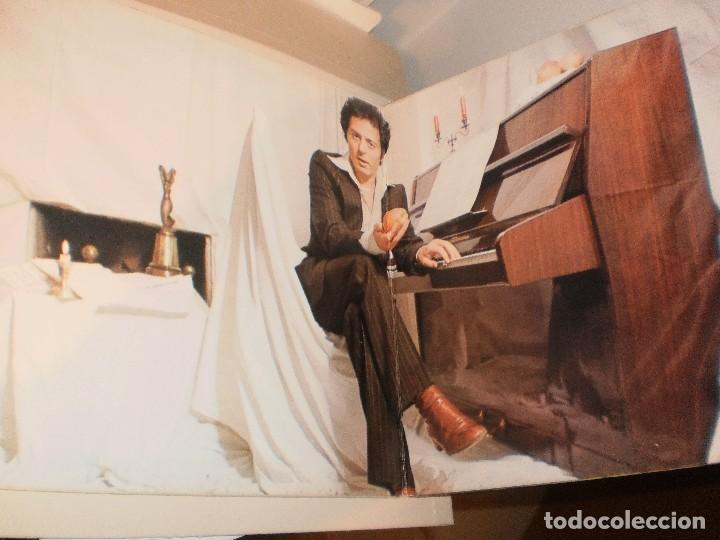 Discos de vinilo: lp alejandro jaén. mis propios sentimientos. novola 1978 spain carpeta doble. probado y bien - Foto 3 - 122115803