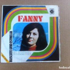 Discos de vinilo: FANNY BUSCATE UNA ESTRELLA EDIC ESPAÑA NOVOLA BUENA CONSERVACION. Lote 122125143