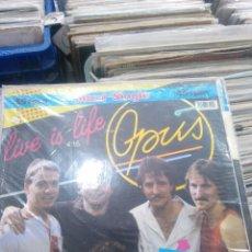 Discos de vinilo: OPUS. Lote 122126055