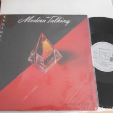 Discos de vinilo: MODERN TALKING-MAXI BROTHER LOUIE-ESPAÑOL 1986. Lote 122128823