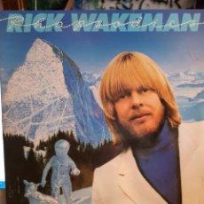 Discos de vinilo: RICK WAKEMAN RHAPSODIES. Lote 122129619