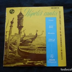 Discos de vinilo: NAPOLES CANTA . Lote 122129895
