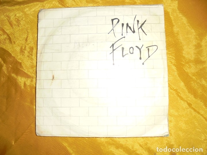 PINK FLOYD. ANOTHER BRICK IN THE WALL / ONE OF MY TURNS. HARVEST, 1979. IMPECABLE (Música - Discos - Singles Vinilo - Pop - Rock - Extranjero de los 70)