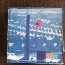 Discos de vinilo: JAM - ABSOLUTE BEGINNERS - SINGLE POLYDOR 1981 SPAIN. Lote 122133219