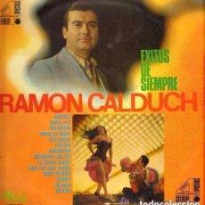 Discos de vinilo: RAMON CALDUCH - EXITOS DE SIEMPRE - LP EKIPO 1968. Lote 122136619