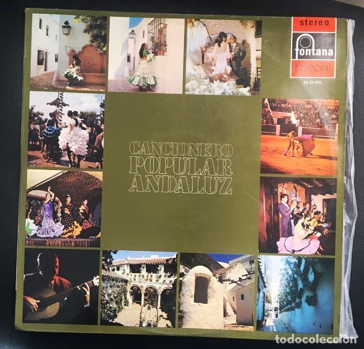 PACO DE LUCÍA, FOSFORITO, LA PAQUERA DE JEREZ, PORRINA, CARACOL, SERNITA... 1971 (Música - Discos - LP Vinilo - Flamenco, Canción española y Cuplé)
