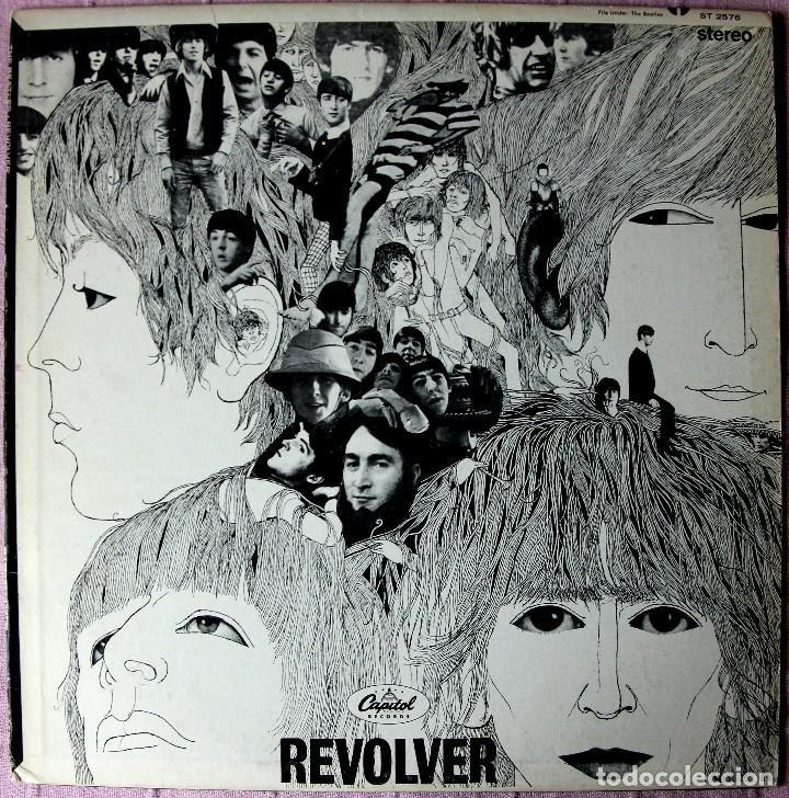 The Beatles – Revolver - Made in Canada 1969 - Capitol Records