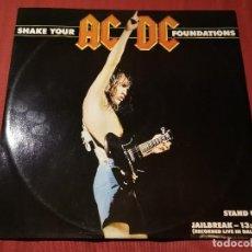 Discos de vinilo: AC/DC.. 1985.. .IMPORTACION. Lote 122151763
