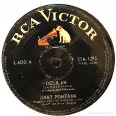 Discos de vinilo: SENCILLO ARGENTINO DE JIMMY FONTANA CANTADO EN ESPAÑOL AÑO 1968. Lote 122152703