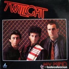 Discos de vinilo: TWILIGHT, MY MIND, MAXI-SINGLE SPAIN 1985. Lote 122154699