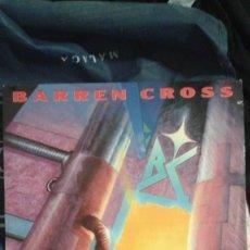 Discos de vinilo: BARREN CROSS ATOMIC ARENA. Lote 122156899