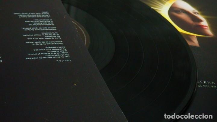 Discos de vinilo: HELENA MIQUEL / Delafé y las Flores Azules * LP VINILO * El Sol En La Sombra * Ltd Precintado - Foto 6 - 124159914