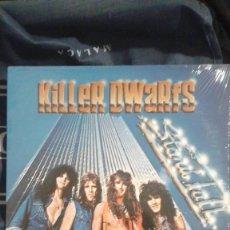 Discos de vinilo: KILLER DWARFS STAND TALL. Lote 122157559