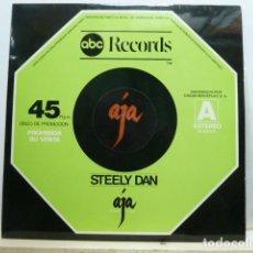 Discos de vinilo: STEELE DAN -AJA -MAXI -SINGLE. Lote 122159211
