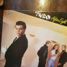 Discos de vinilo: TACO. AFTER EIGHT. LP. RCA. 1982. Lote 122160766