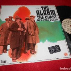 Discos de vinilo: THE ALARM THE CHANT HAS JUST BEGUN/THE BELLS OF RHYMNEY +2 12 MX 1984 ILLEGAL RECORDS PROMO SPAIN ES. Lote 122162403