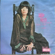 Discos de vinilo: BILLIE DAVIS / I WANT YOU TO BE MY BABY / SUFFER (SINGLE 1967). Lote 122164095