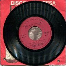Discos de vinilo: BOBBY JOHNSON & THE ATOMS / DO IT AGAIN A LITTLE BIT SLOWER + 2 (EP FUNDADOR 1969). Lote 122164703