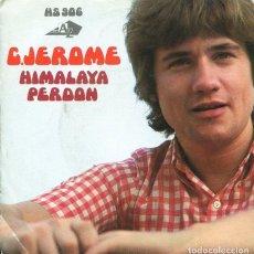 Discos de vinilo: C.JEROME / HIMALAYA / PERDON (SINGLE 1973). Lote 122165015