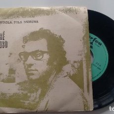 Discos de vinilo: E P (VINILO) DE JOSE AFONSO AÑOS 70. Lote 122165743