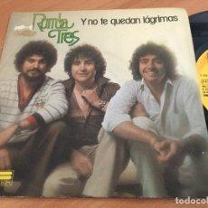 Discos de vinil: RUMBA TRES (Y NO TE QUEDAN LAGRIMAS) SINGLE ESPAÑA 1979 (EPI11). Lote 122165867