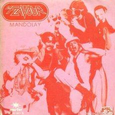 Discos de vinilo: LA FLAVOUR / MANDOLAY (SINGLE 1980). Lote 122166647