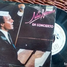 Discos de vinilo: E P (VINILO)-PROMOCION- DE JULIO IGLESIAS AÑOS 80. Lote 122169471