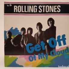 Discos de vinilo: THE ROLLING STONES, LP, (GET OFF OF MY CLOUD), 1990, BRS 81272. Lote 122176715