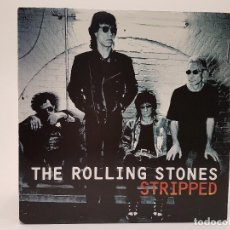 Discos de vinilo: THE ROLLING STONES, DOBLE LP, (STRIPPED), 1995, LC 3098. Lote 122177215