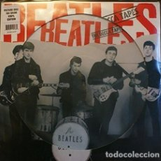 Discos de vinilo: THE BEATLES * LP PICTURE 180G. PICTURE DISC * LTD * DECCA TAPES * NUEVO!!!. Lote 170952590
