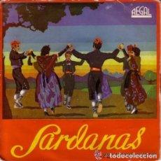 Discos de vinilo: COBLA LA PRINCIPAL DE LA BISBAL - SARDANAS EP, REGAL SEDL 118 . Lote 122182539
