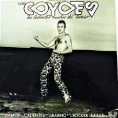 Discos de vinilo: DISCO VINILIO LP LOS COYOTES LAS CALIENTES NOCHES DEL BARRIO. Lote 122183639