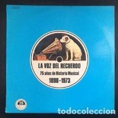 Discos de vinilo: GARDEL, RAQUEL MELLER, NAT KING COLE, EDITH PIAF, LUIS MARIANO, CONCHA PIQUER, A. MACHÍN.... Lote 122187279