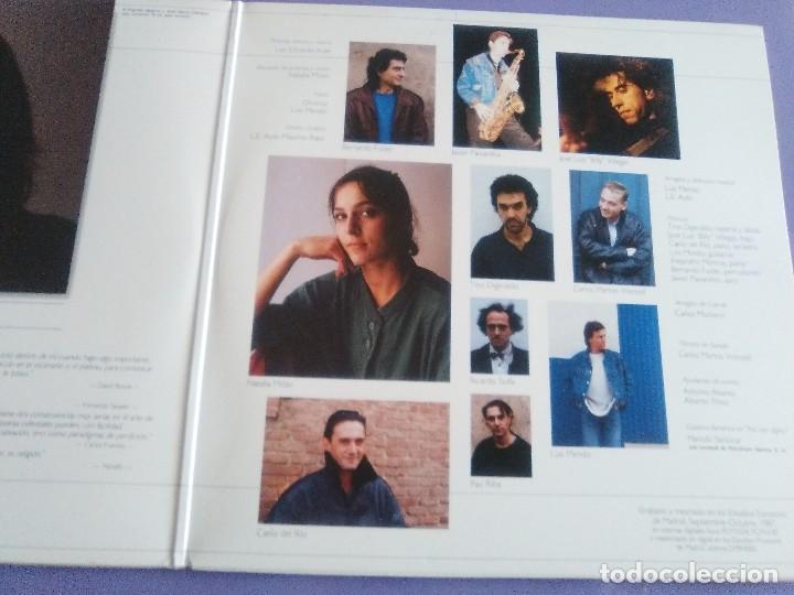 Discos de vinilo: DOBLE LP .LUIS EDUARDO AUTE - TEMPLO - GATEFOLD - ARIOLA 5H 30321 1987 SPAIN ORIGINAL+LETRAS. - Foto 5 - 122187507
