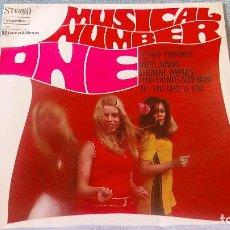 Discos de vinilo: ALFREDO DOMENECH - MUSICAL NUMBER ONE - LP GROOVE PSYCH HAMMOND - AÑO 1969 COMO NUEVO. Lote 122189803