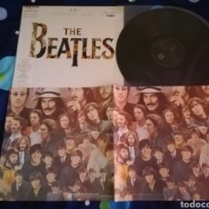 Discos de vinilo: LP JAPONÉS DE THE BEATLES - 20 GREATEST HITS. Lote 122190906