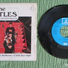 Discos de vinilo: THE BEATLES - ROLL OVER BEETHOVEN (SINGLES COLLECTION NUM 4, EDICION ESPAÑOLA). Lote 122194279