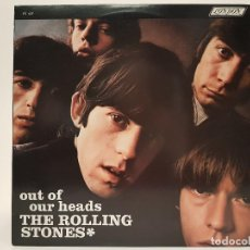 Discos de vinilo: THE ROLLING STONES, LP, (OUT OF OUR HEADS), 1965, PS 429. Lote 122202099