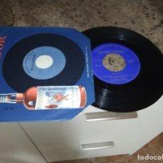 Discos de vinilo: TOMCATS / SATISFACTIONS ( ROLLING STONES) EP 45 RPM FUNDADOR . Lote 122216127