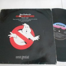 Discos de vinilo: GHOSTBUSTERS-MAXI RAY PARKER JR.. Lote 122223351