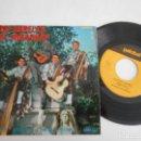 Discos de vinilo: LOS ANGELES DEL PARAGUAY-EP GUANTANAMERA +3-1967. Lote 161171810