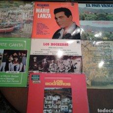 Discos de vinilo: MÚSICA VINILO. Lote 122234471