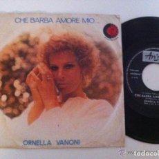 Discos de vinilo: ORNELLA VANONI IL MIO MONDO D'AMORE EDIC ITALIA BUENA CONSERVACION. Lote 122238803