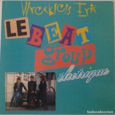 Discos de vinilo: WRECKLESS ERIC.LE BEAT GROUP ELECTRIQUE.(NEW ROSE 1989).FRANCE.. Lote 56895536