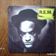 Discos de vinilo: REM - LOSING MY RELIGION + ROTARY ELEVEN . Lote 122251511