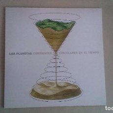 Discos de vinilo: 10 PULGADAS LOS PLANETAS CORRIENTES CIRCULARES EN EL TIEMPO INDIE POP SPAIN. Lote 122264899